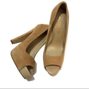 Aldo Pumps Sz 8